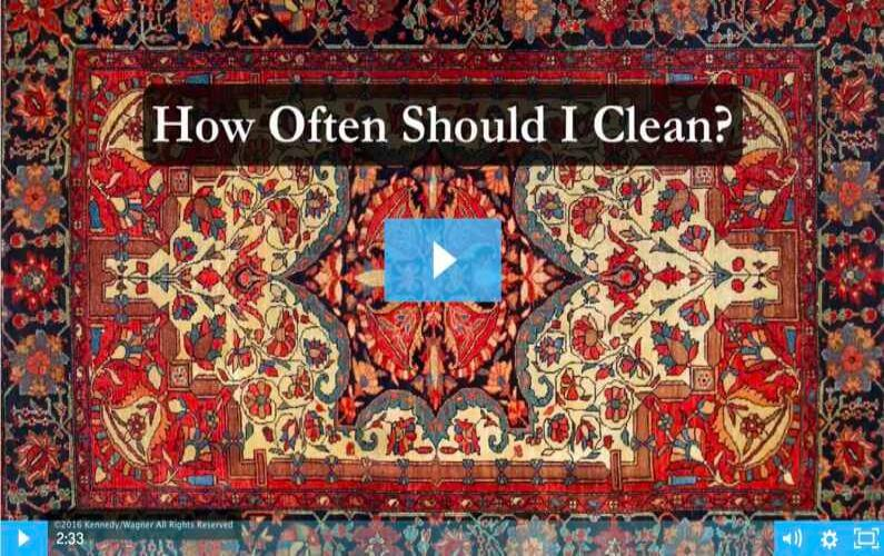 RugVideos How Often Should I Clean