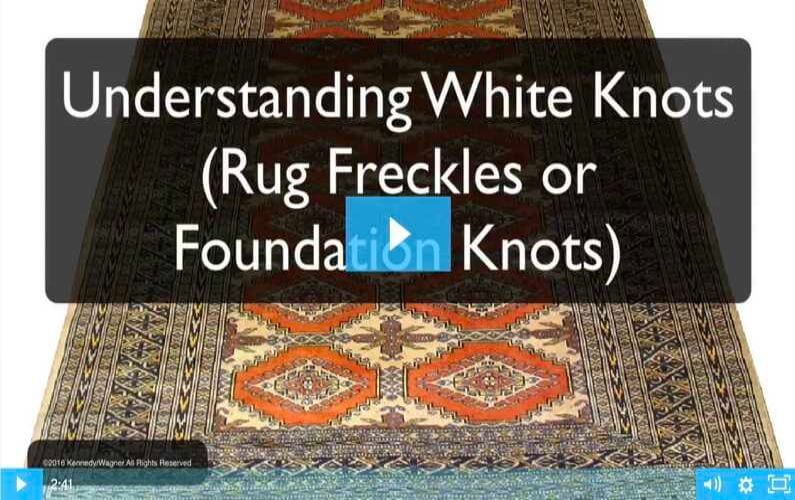 RugVideos White Knots